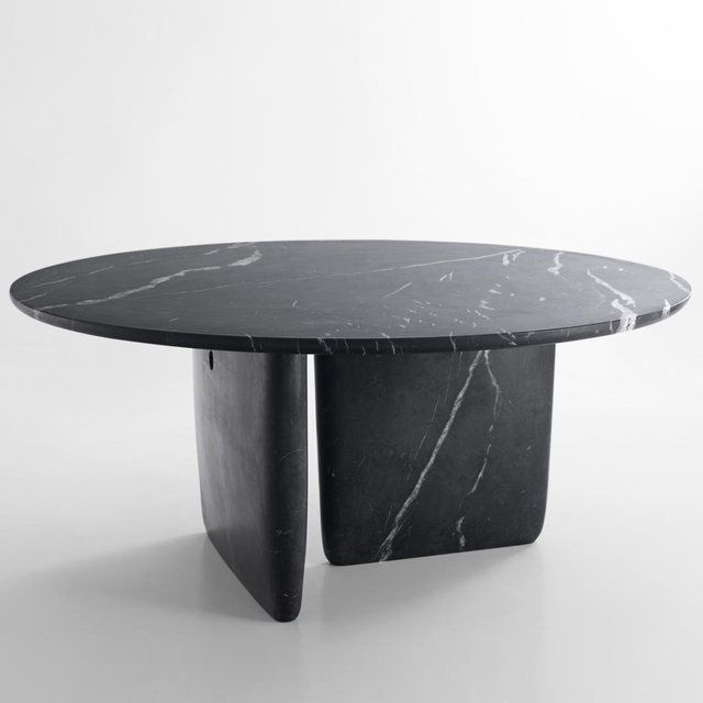 Tobi-Ishi, Marble Table for B & B Italia, | Milan Design Week, iSaloni 2015, Milano, Fuorisalone