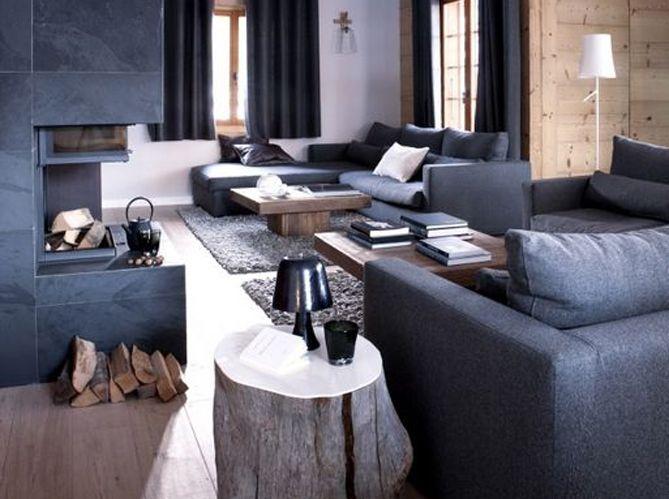 ... Chalet Design on Pinterest  Chalet interior, Chalet style and Ski