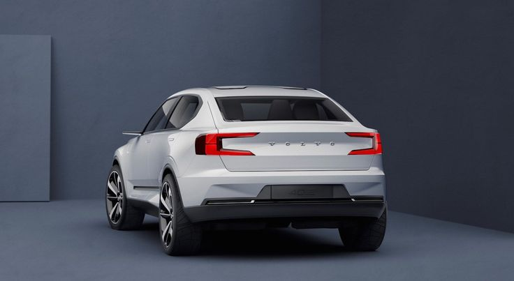 Volvo's Concept 40.1 and 40.2 Preview the Upcoming S40, V40, and XC40