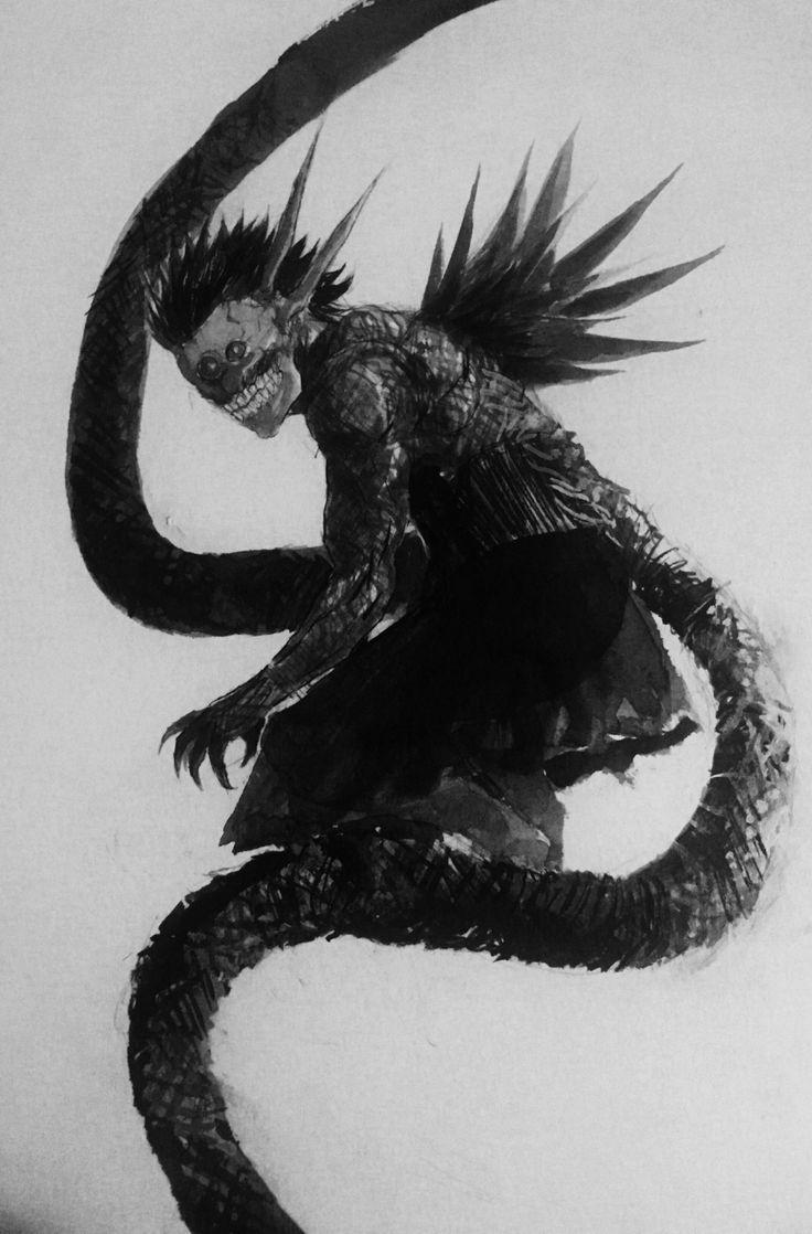 Possible Kakuja form #143   Tokyo Ghoul   Pinterest ...