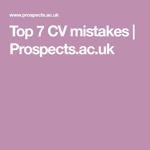 25+ unique Cv advice ideas on Pinterest Cv tips, Job cv and Cv - common resume mistakes