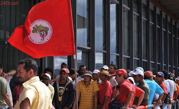 MST promove manifestações no Dia de Luta pela Reforma Agrária