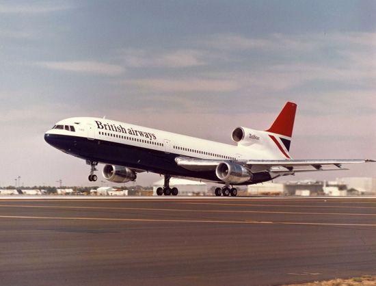 British Airways Lockheed L-1011-385-1-15 TriStar 200, circa 1980s. (Photo: SDASM Archives)