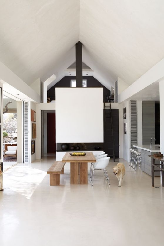 Pared Back Simplicity Of Style And Materials In Namibia. Huge HousesArchitecture  DesignArchitecture ...