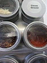 Chef's Essentials™ Magnetic Spice Rack - Applause 4 oz.