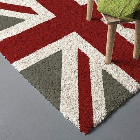 Union Jack rug from Rugs Original (scheduled via http://www.tailwindapp.com?utm_source=pinterest&utm_medium=twpin&utm_content=post25586248&utm_campaign=scheduler_attribution)
