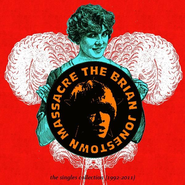 The Brian Jonestown Massacre 'Singles Collection 1992 - 2011' - Cargo Records UK