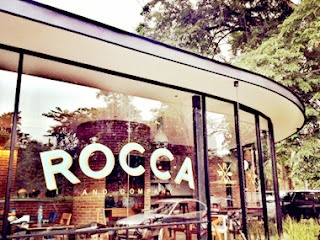 vintage enough isn't it? Rocca and Co (resto). @RoccaAndCo Jl. Progo No. 16