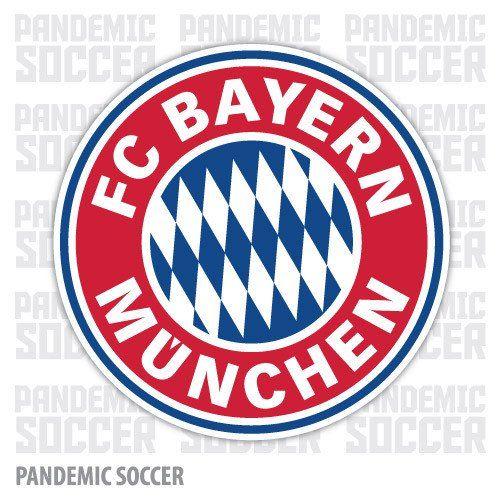Bayern Munich Germany Vinyl Sticker Decal