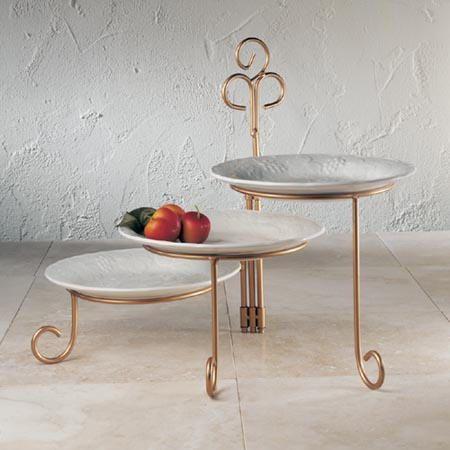 Godinger Copper Cake Stand