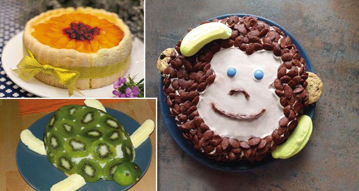 Tři jednoduché recepty na dorty pro děti | jaksiudelat.cz