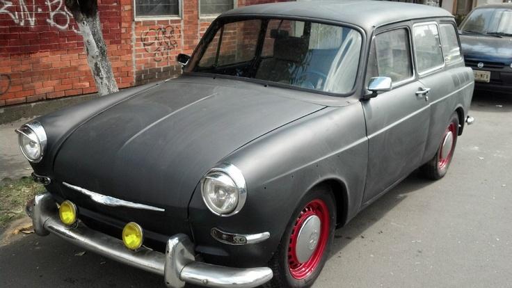 Volkswagen Tipo 3 Squareback 1964 Clasico