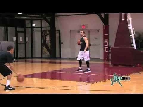 Watch as Ganon Baker demonstrates the Jordan Drill with tennis ball #BasketballDrills