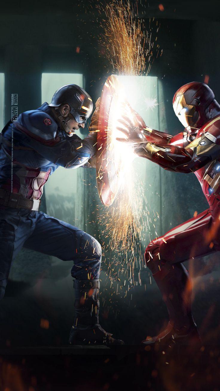 Best 25 marvel wallpaper ideas on pinterest avengers - Avengers civil war wallpaper ...