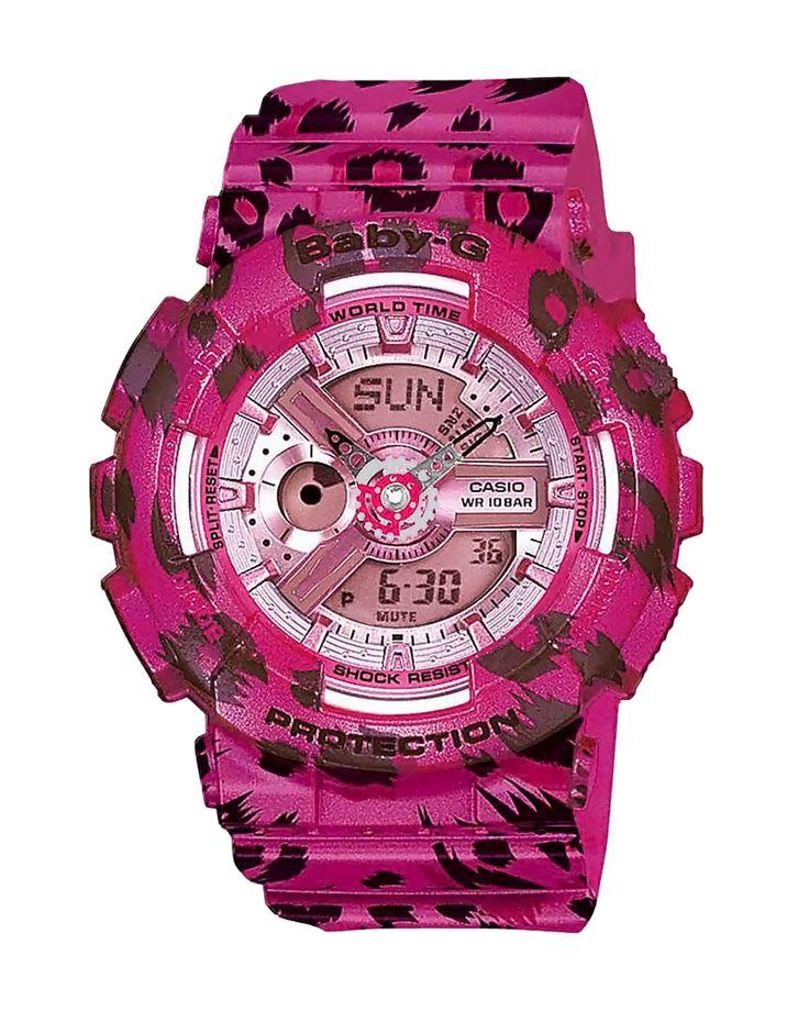 Ρολόι Casio G-Shock BA-110LP-4AER