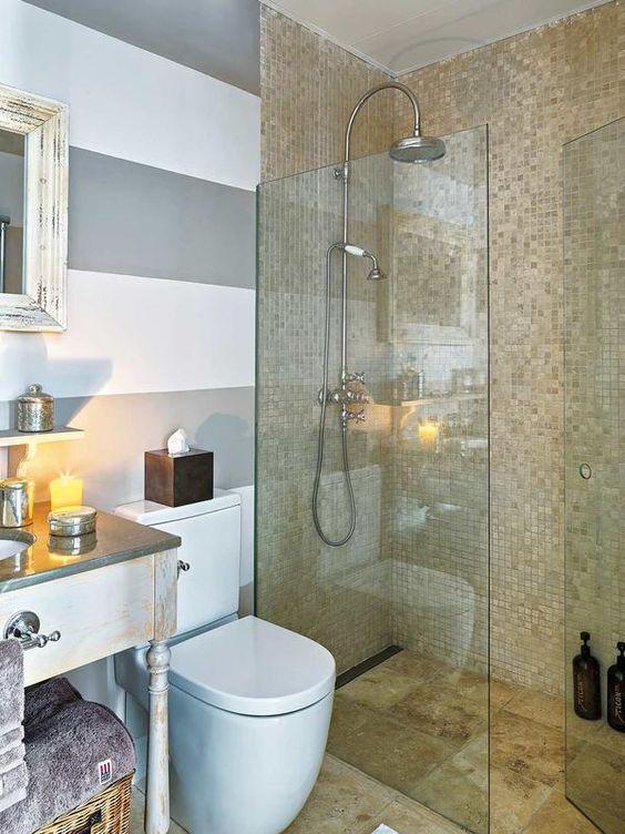 12 best pintura en el ba o images on pinterest bathroom - Pintura para azulejos bano ...
