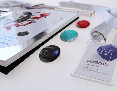 """Check out new work on my @Behance portfolio: """"Student Project - Event Campaign - Swatch"""" http://be.net/gallery/35921713/Student-Project-Event-Campaign-Swatch"""