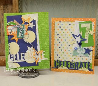 Seabrook Designs: Boy Themed Birthday Cards