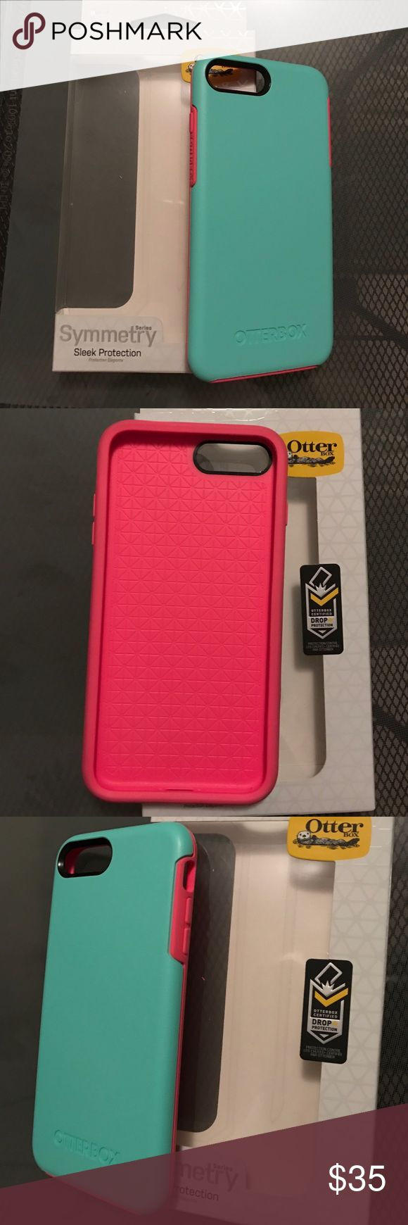 Otter Box Commuter Case I-phone7plus Bought case Sept. 29th to use until backordered case came in stock. Case is in like new condition. I have only used the case for roughly 3weeks. iPhone 7 plus OtterBox Accessories Phone Cases