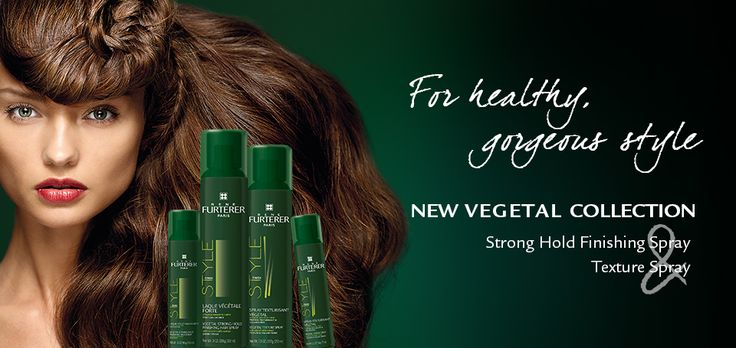 for a healthy and gorgeous style, rené furterer www.shampoo.ch