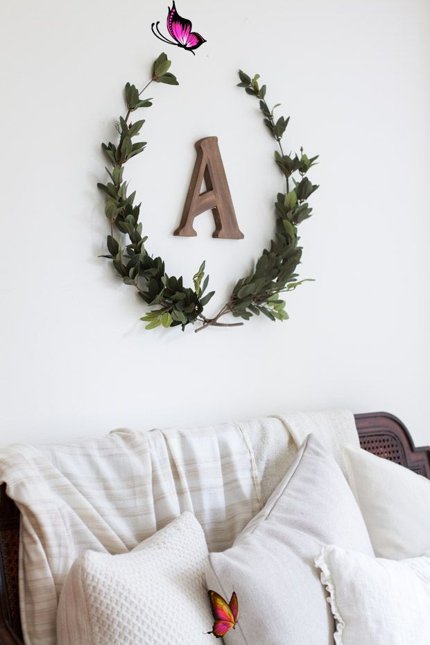 wall decor bedroom ideas Craftberry Bush | DIY Laurel ...
