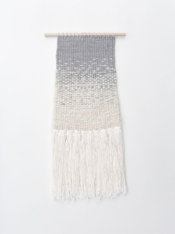 Surf Coast in deep winter weaving by Alchemy