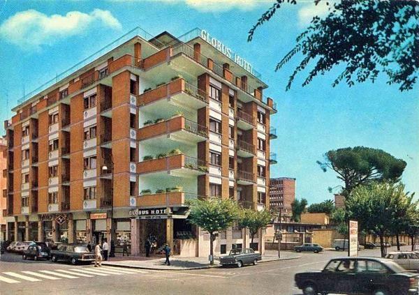Viale ippocrate angolo via castro laurenziano1973