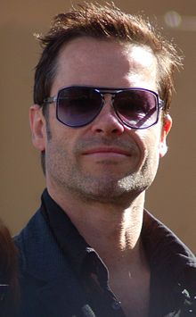 Guy Pearce - English-born Australian actor. Acted in Memento, L.A. Confidential and The King's Speech.