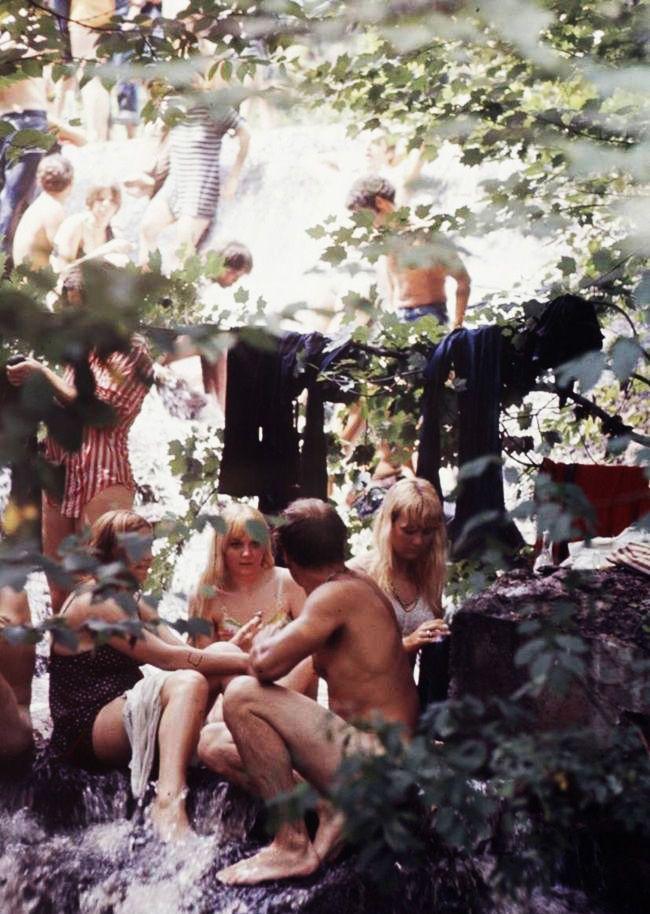 Woodstock Festival 1969 | Amor y Paz | Pinterest