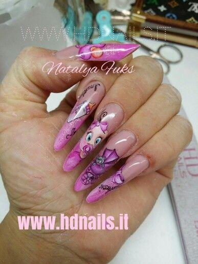 Unghie Nails art