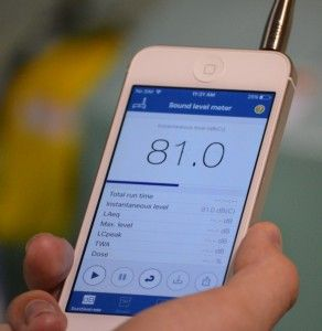 New NIOSH Sound Level Meter App:http://oshatrainingu.com/blog/osha-safety-training/new-niosh-sound-level-meter-app/