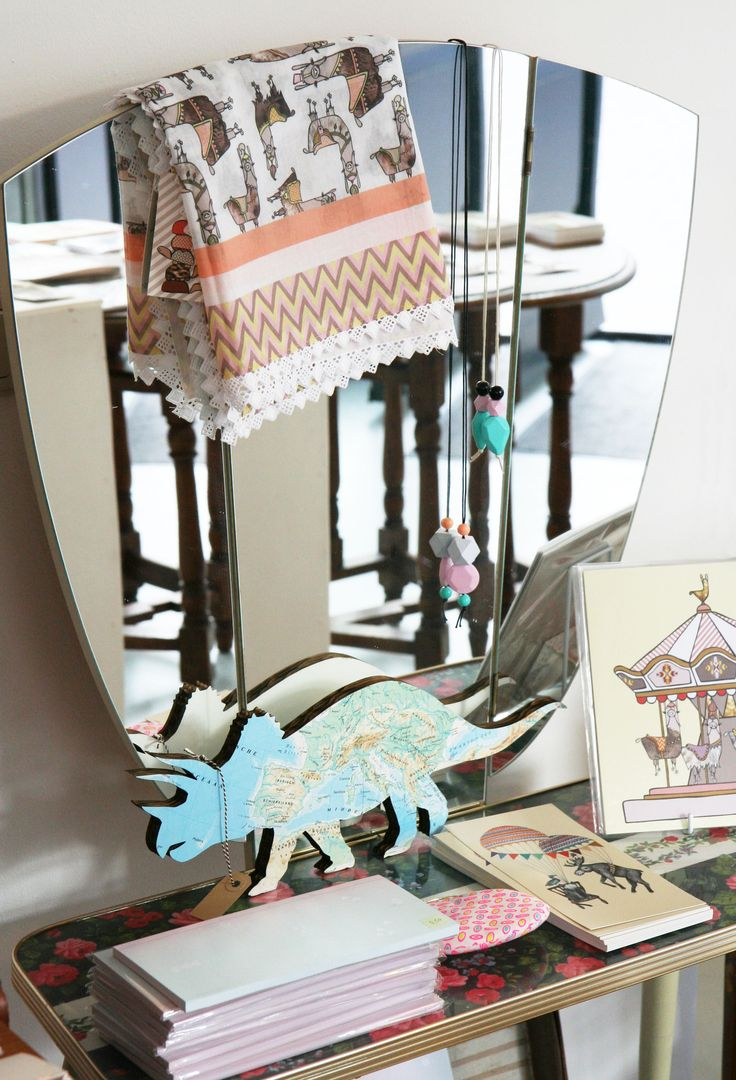 Pretty picture of the dinosaur we sell at Elle Aime. Credits: @stylebyfabie
