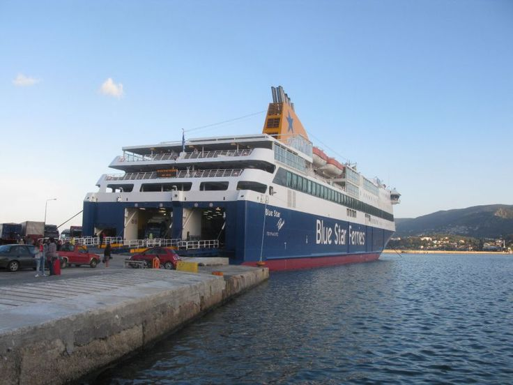 Blue Star Ferries: 30% Discount on Ferry Tickets to Lesvos, Chios, Kos and Leros
