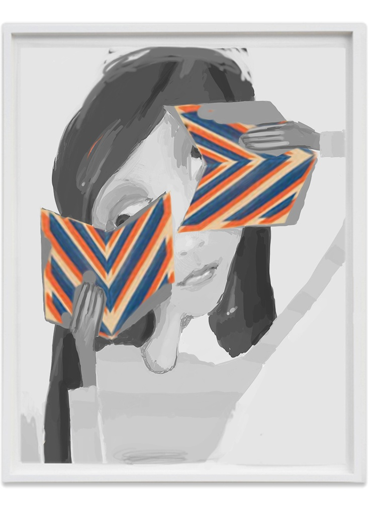 We Like Art Micha Patiniott, Stereo Covers, 2013