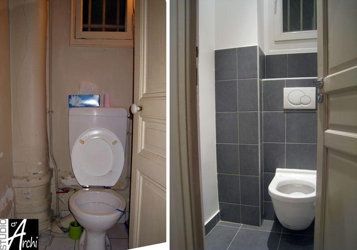 Distriartisan vous guide dans le remplacement de votre for Interieur wc suspendu