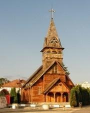 BRASOV, Biserica de Lemn, Centru Civic
