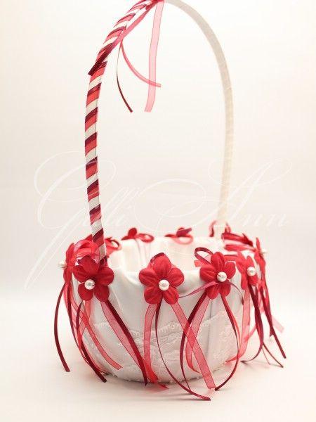 Корзинка для лепестков Gilliann Redrosso BAS016 #basketschampagne #basketspetals