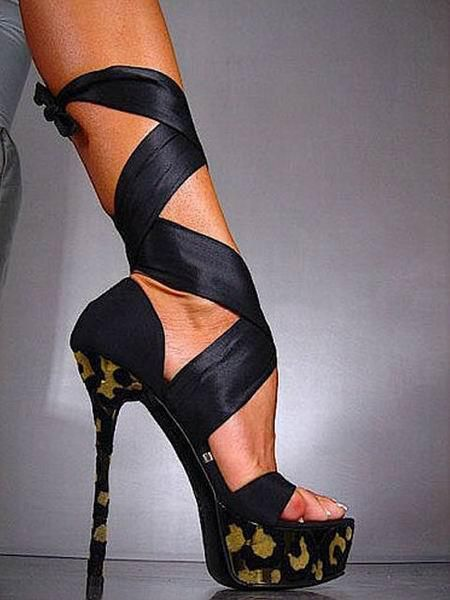 1000  images about Fashion - High Heeled Sandals on Pinterest ...