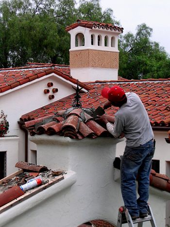 17 best images about spanish tiles on pinterest roof for Spanish style roof tiles