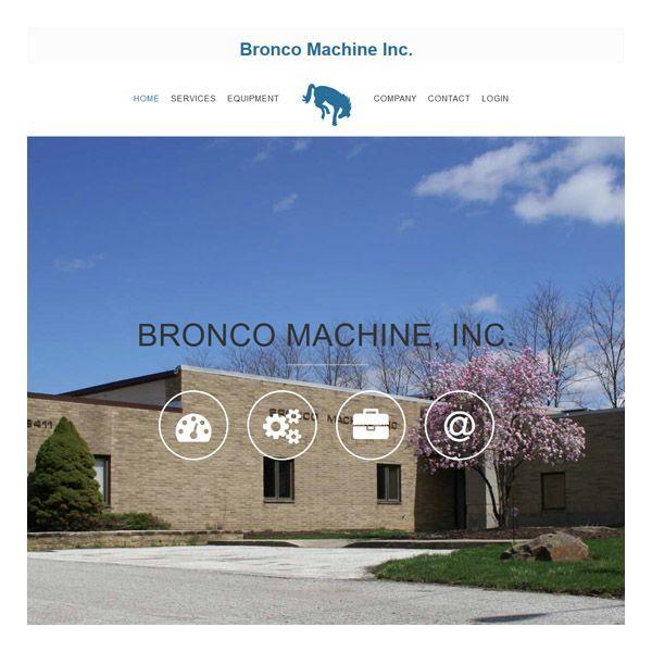 Bronco Machine, Inc.