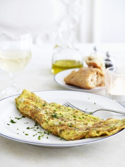 Omelette aux fines herbes | Jamie Oliver