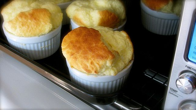 Classic Cheese Soufflés in Individual Ramekins 3of4 BOV800XL by Food ...