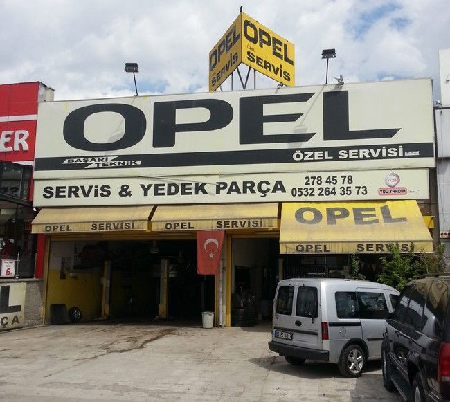 Ankara Opel Yol yardım