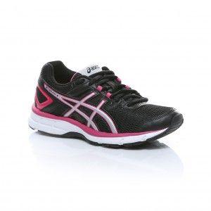 ASICS - GEL-GALAXY 8 Siyah Spor Ayakkabı
