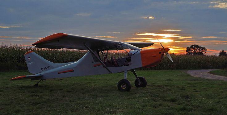 60 Min. Buschflugzeug Rundflug Taucha #Flugzeug #Geschenk #Gutschein
