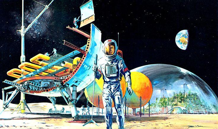 Futurismo retro, Sueños sobre el futuro
