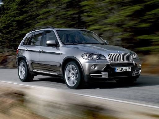 BMW X 5 Sport luxury SUV cars