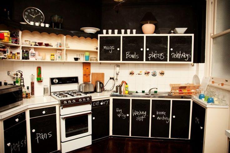 14 best Cocina 50´s o Industrial images on Pinterest   Kitchens ...