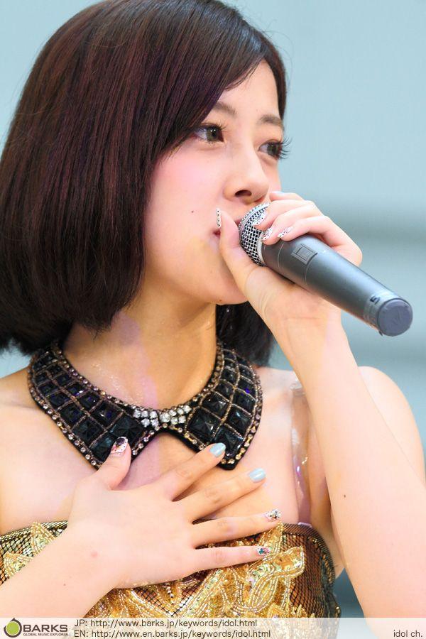 Miyabi Natsuyaki (Berryz Kobo). Photo by Barks.jp