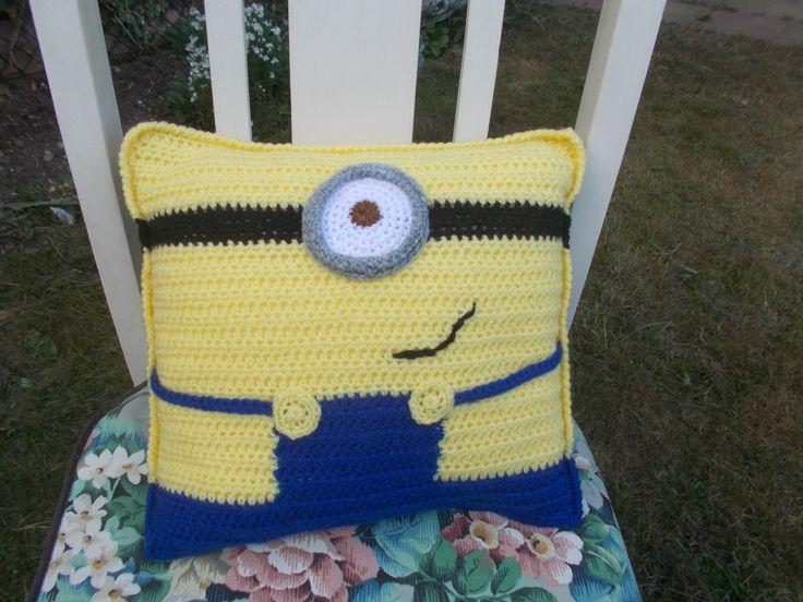 Minion Cushion